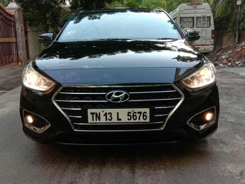 Used 2018 Hyundai Verna AT for sale in Chennai