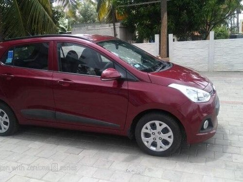 Used Hyundai Grand i10 2015 AT for sale in Bangalore