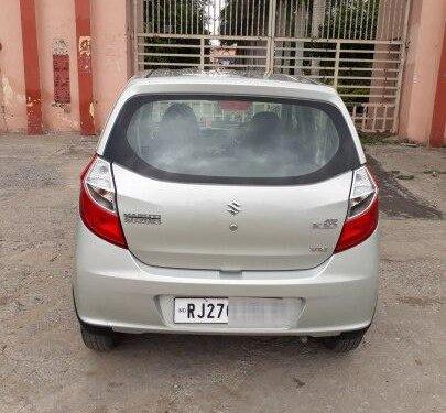 Used 2018 Maruti Suzuki Alto K10 MT for sale in Udaipur