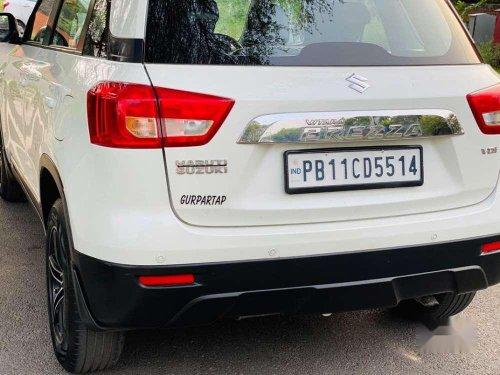 Used Maruti Suzuki Grand Vitara 2017 MT in Chandigarh