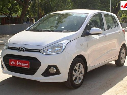 Used 2016 Hyundai Grand i10 MT for sale in Ahmedabad
