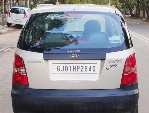 Used Hyundai Santro Xing GL 2008 MT for sale in Ahmedabad