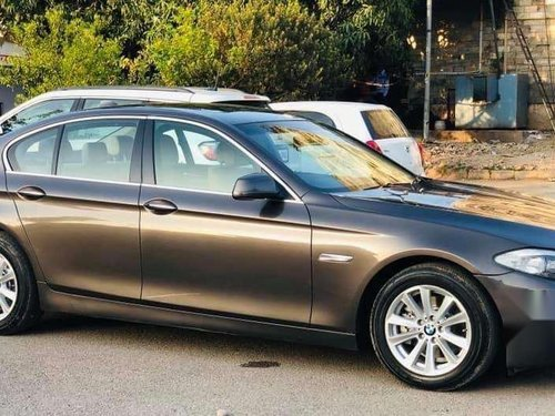 Used BMW 5 Series 520d Luxury Line 2011 AT in Chandigarh