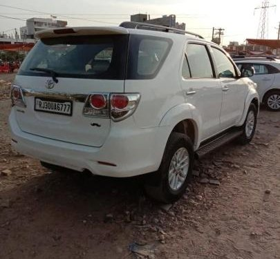 Used 2012 Toyota Fortuner MT for sale in Kota