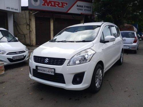 Used Maruti Suzuki Ertiga 2012 MT for sale in Mumbai