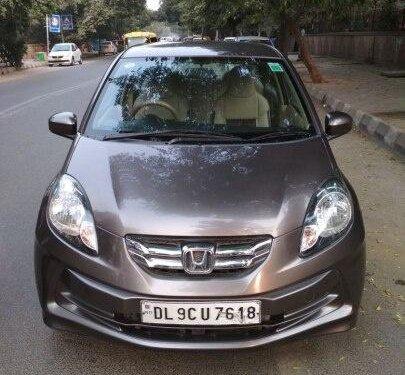 Used Honda Amaze S CVT 2014 AT for sale in New Delhi