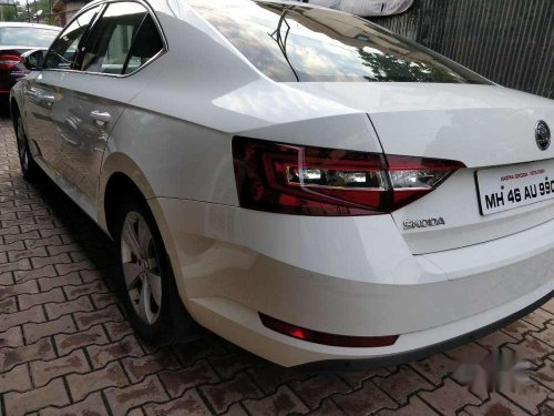 Used Skoda Superb 2016 MT for sale in Pune