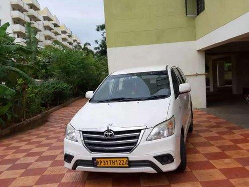 Used 2016 Toyota Innova MT for sale in Visakhapatnam