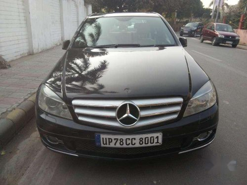 Used Mercedes Benz C-Class 2010 AT for sale in Kanpur