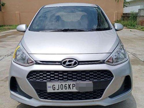 Used Hyundai Grand I10, 2017, Petrol MT for sale in Vadodara
