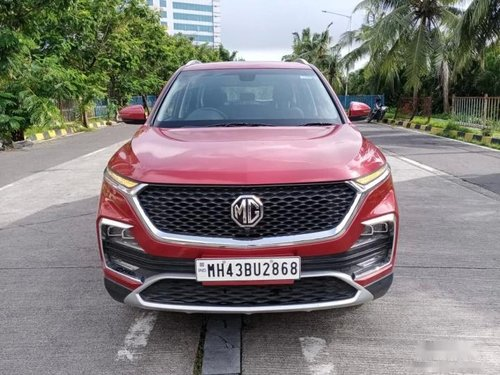 Used 2019 MG Hector MT for sale in Mumbai