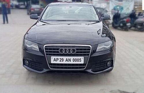 Used 2010 Audi A4 AT for sale in Hyderabad