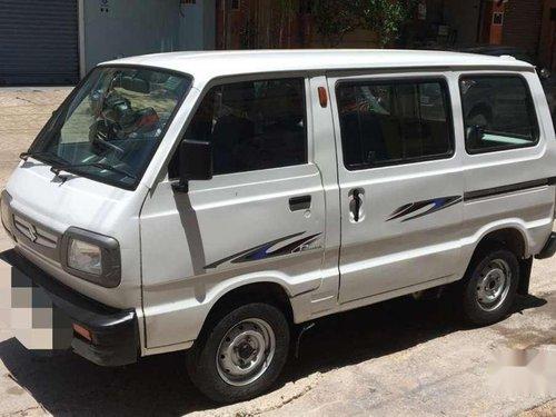 Used Maruti Suzuki Omni 2018 MT for sale in Hyderabad
