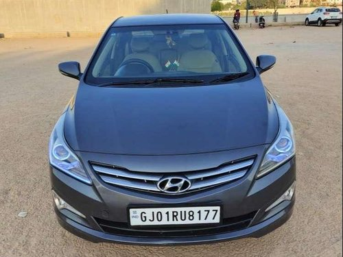 Used 2016 Hyundai Verna MT for sale in Ahmedabad