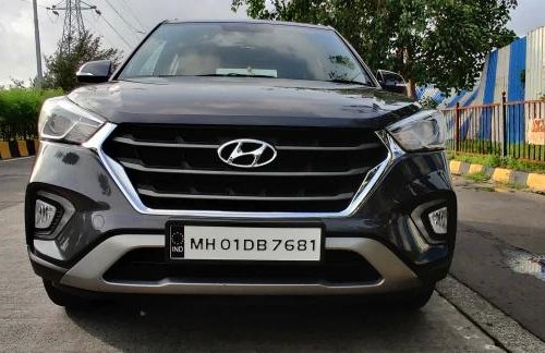 Used Hyundai Creta 2019 AT for sale in Mumbai