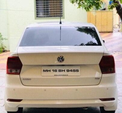 Used Volkswagen Ameo 2017 AT for sale in Pune