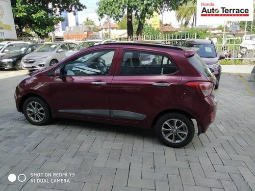 Used Hyundai Grand i10 Asta 2013 MT for sale in Thrissur