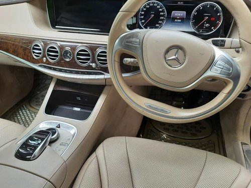Used Mercedes Benz S Class 2016 AT for sale in Gurgaon