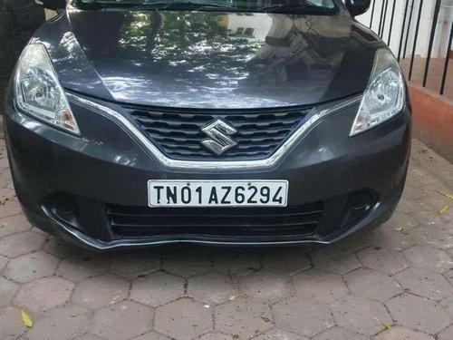Used 2016 Maruti Suzuki Baleno MT for sale in Chennai
