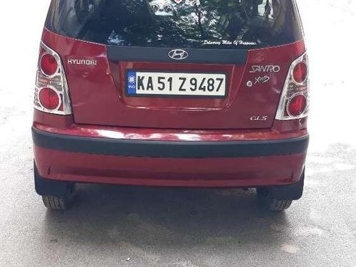 Used Hyundai Santro Xing GLS 2010 MT for sale in Nagar