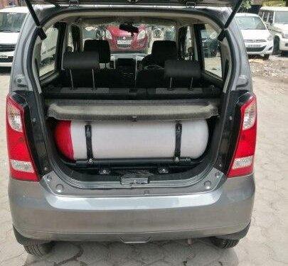 2014 Maruti Suzuki Wagon R LXI MT in New Delhi