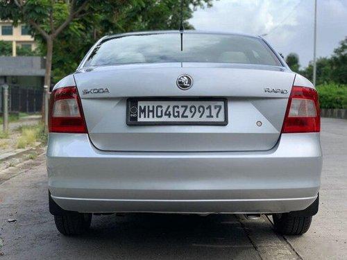 Used Skoda Rapid 2015 AT for sale in Mumbai