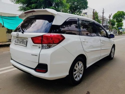 Used Honda Mobilio 2015 MT for sale in Ahmedabad