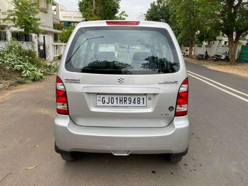 Maruti Suzuki Wagon R LXI, 2009, Petrol MT for sale in Ahmedabad