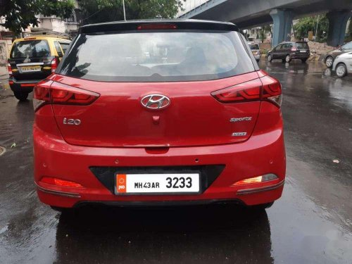 Used Hyundai I20 Sportz 1.2, 2015, MT in Mumbai