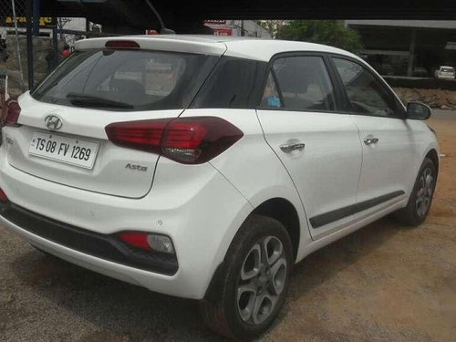 Used 2018 Hyundai i20 MT for sale in Hyderabad