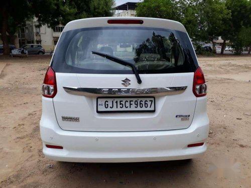 Used Maruti Suzuki Ertiga ZDi, 2017, Diesel MT for sale in Ahmedabad