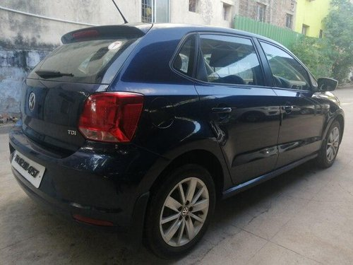 Used Volkswagen Polo 2015 MT for sale in Chennai
