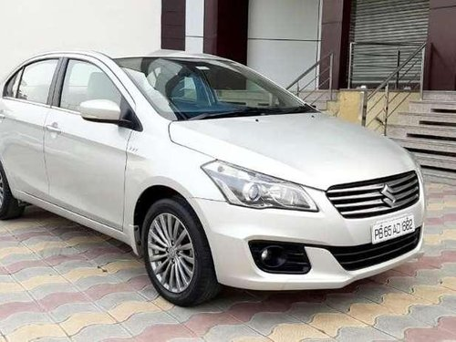 Maruti Suzuki Ciaz ZXI +, 2015, MT for sale in Chandigarh