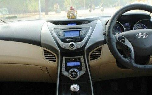 Used 2013 Hyundai Elantra MT for sale in Ahmedabad