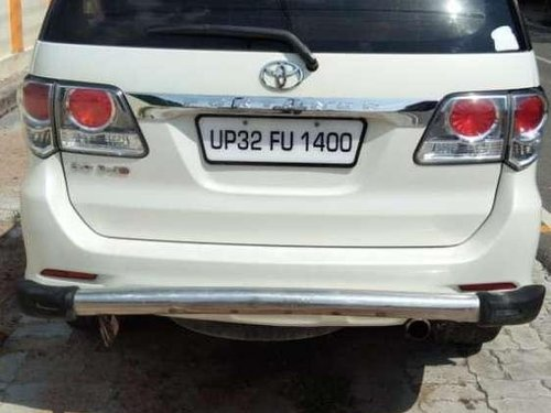 Used Toyota Fortuner 2014 MT for sale in Lucknow