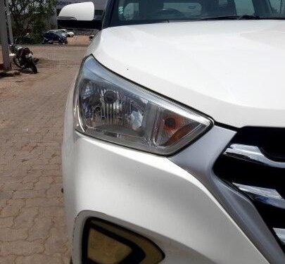 Used 2018 Hyundai Creta MT for sale in Jamnagar