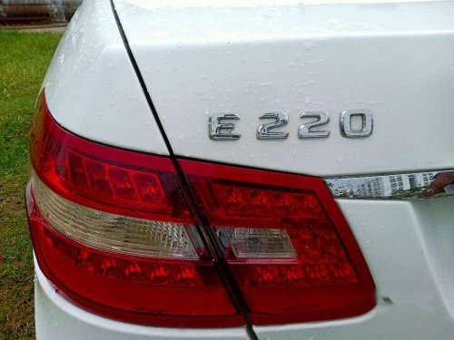 Mercedes-Benz E-Class E220 CDI, 2013, AT for sale in Kolkata