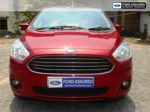 Used Ford Aspire 2016 MT for sale in Chennai