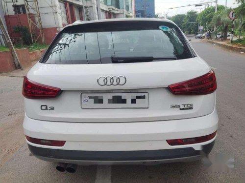 Audi Q3 35 TDi Quattro Premium 2017 AT in Hyderabad