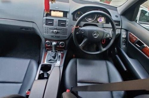 Used Mercedes Benz C-Class 2011 AT for sale in New Delhi
