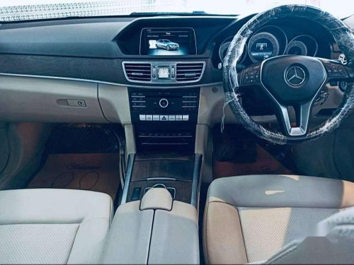 Used Mercedes Benz E Class 2016 AT for sale in Mumbai