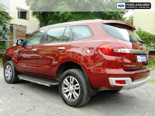 Used Ford Endeavour 2018 AT for sale in Chennai