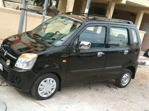 2007 Maruti Suzuki Wagon R MT for sale in Hyderabad -4