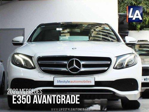 2020 Mercedes Benz E Class AT for sale in Kolkata
