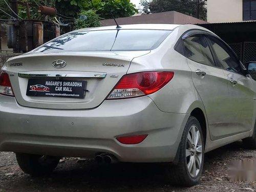 Hyundai Verna Fluidic 1.6 CRDi SX, 2011, MT in Nashik