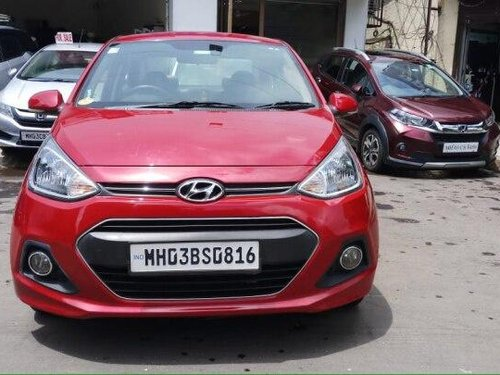 Used 2014 Hyundai Xcent MT for sale in Mumbai