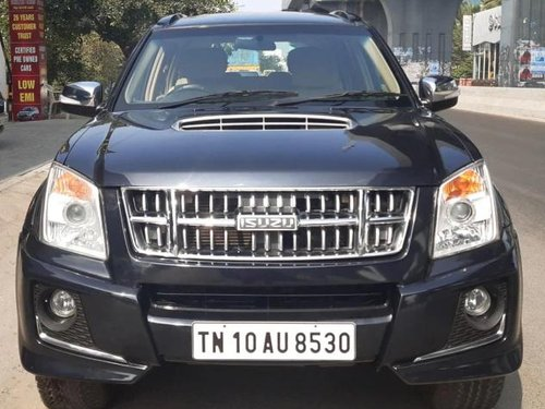 Used Isuzu MU 7 2016 AT for sale in Chennai-4