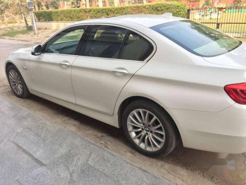 Used 2015 BMW 5 Series AT for sale in Faridabad
