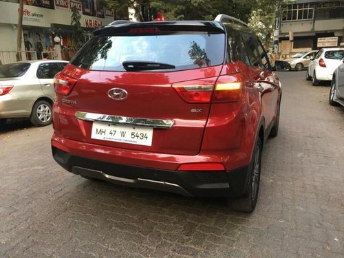 Used Hyundai Creta 2017 MT for sale in Mumbai
