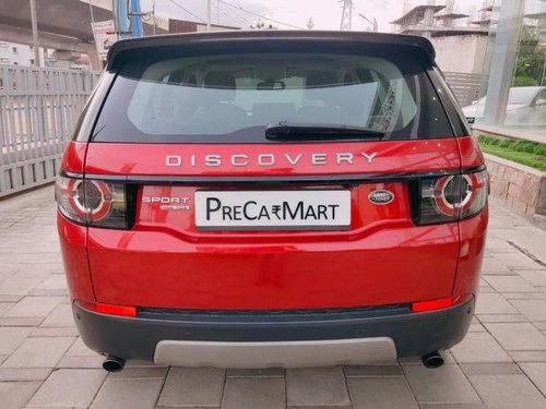 Used 2017 Land Rover Discovery AT for sale in Bangalore